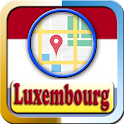 Luxembourg City Maps and Direction icon