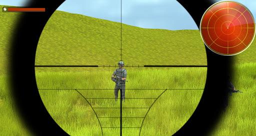 狙擊手射擊二戰戰鬥