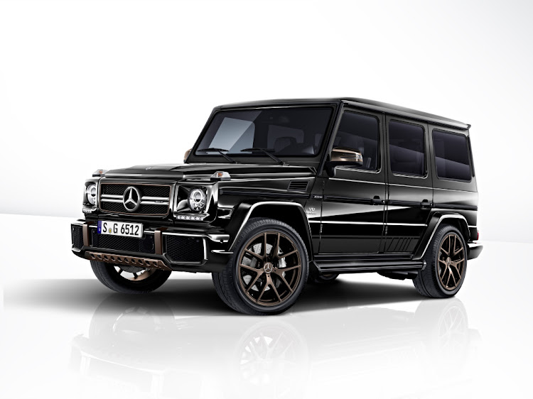 got r5m now s your last chance to buy a new merc g wagon