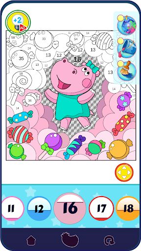 Color by Number for Kids 1.0.8 screenshots 5
