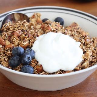 6-Ingredient Quinoa Granola.