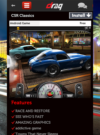 Drag Racing Games 1.8.4 screenshot 677650