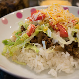 Beef Tacos With Rice Recipes