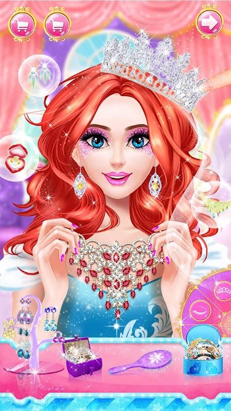 Juegos De Vestir Y Maquillaje Princesa Apk 10 Juegos