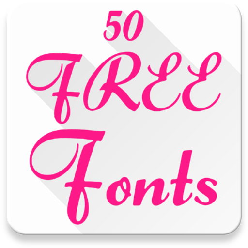 Fonts for FlipFont 50 #6 - Apps on Google Play