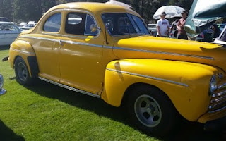 Ford Coupe Rent Southland