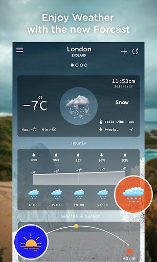 Real Live Weather Forecast : Daily Weather Update by Live Maps ... Daily Weather Maps on