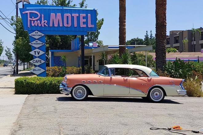 1956 Century Buick Hire CA