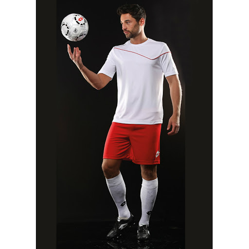 Lotto Football Short Sleeve Kit