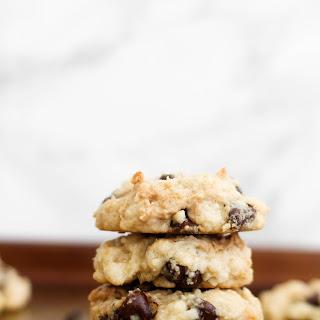 Vegan Peanut Butter Stuffed Chocolate Chip Cookies Recipe
