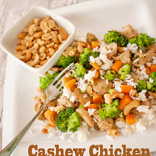 Cashew Chicken Stir Fry.