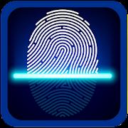 Fingerprint app Lock simulated 1.3 Icon