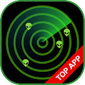 Alien Radar Simulation icon