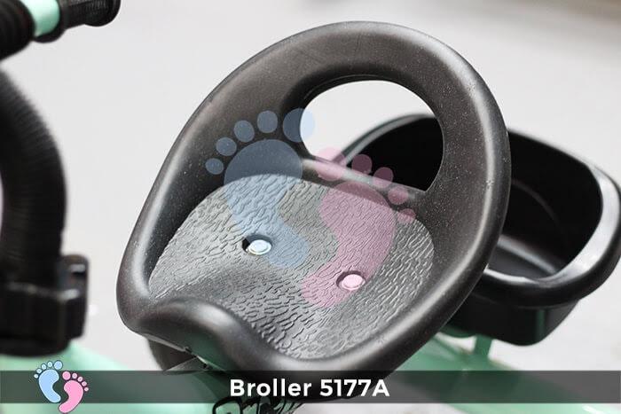 Xe đạp ba bánh cho bé Broller XD3-5177A 10