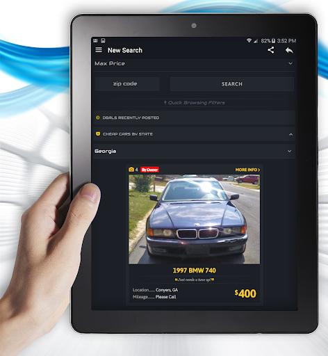 Cheap Cars For Sale - Autopten  screenshots 10