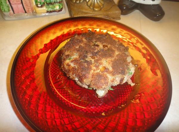 Oma's Austrian Chopped Sirloin Burger Recipe