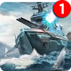 Pacific Warships: Online 3D War Shooter icon