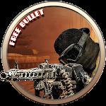 Desert Storm Gunship Gunner Battlefield: fps games Icon