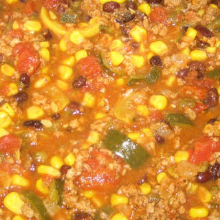 Weight Watchers 1 Point Chili.