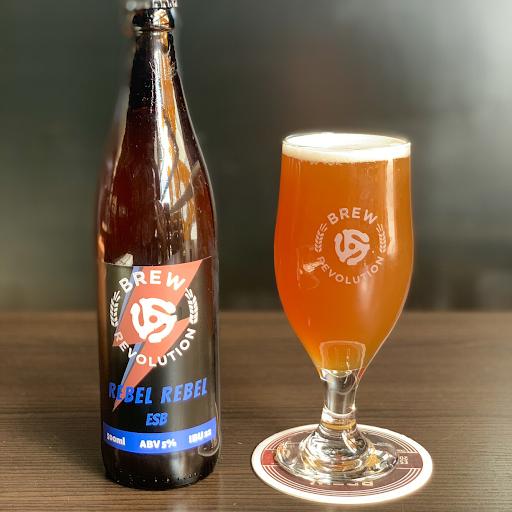 Rebel Rebel - ESB 5%- 500ml bottle