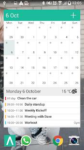WAVE Calendar Screenshot 8