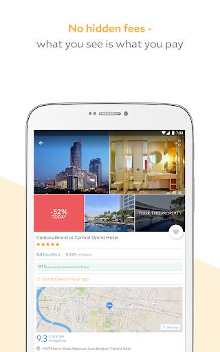Agoda u2013 Deals on Hotels & Homes screenshots 19