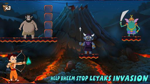 Chhota Bheem Shoot the Leyaks Game apkdebit screenshots 14