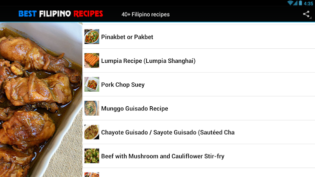 Download 40 filipino recipes food apk latest version app for 40 filipino recipes food poster forumfinder Image collections