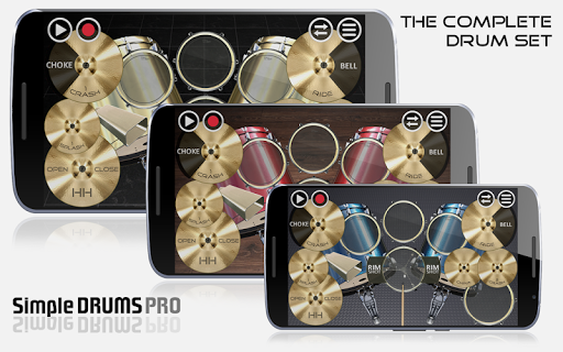 Simple Drums Pro - The Complete Drum Set 1.3.2 Screenshots 6