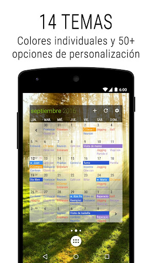 Business Calendar 2 Pro para Android