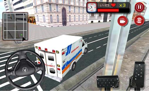 Ambulance Rescue 911 - náhled