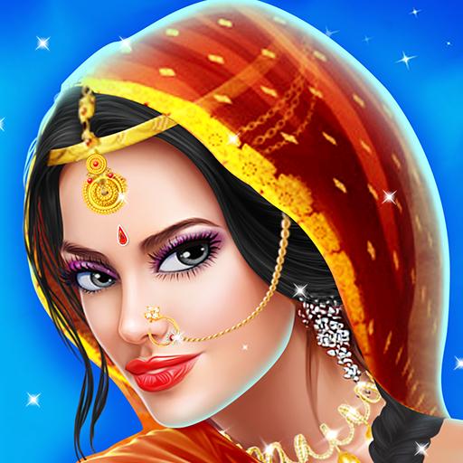 Indian Fashion Wedding Girl Makeup