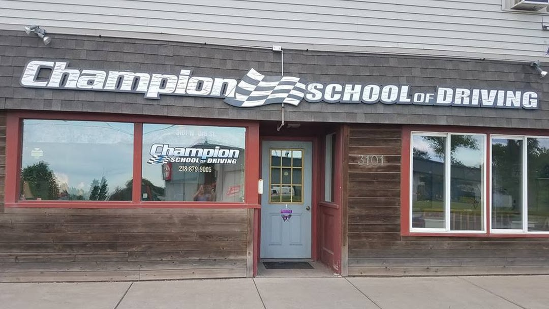 Champion Driving School >> Champion School Of Driving Driving School In Duluth