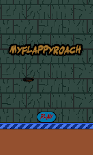 My Flappy Roach- screenshot thumbnail