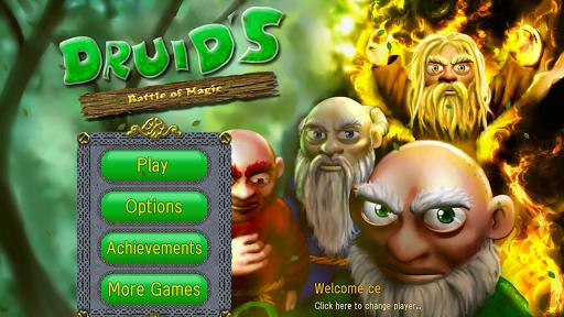Druids: Battle of Magic apkpoly screenshots 1