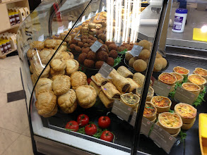 Photo: Food at Selfridges