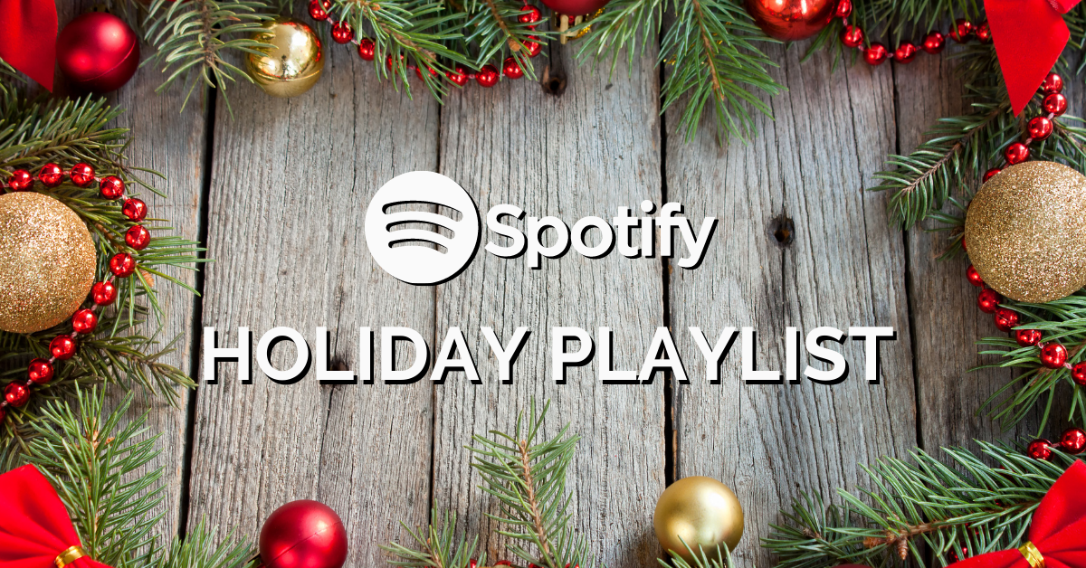 Spotify holiday playlist