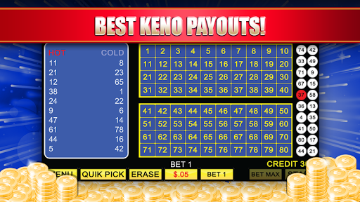 Keno Super 4X  screenshots 9