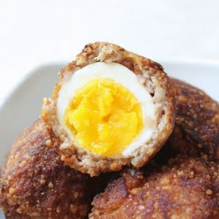 Scotch Eggs - Low Carb and Gluten Free