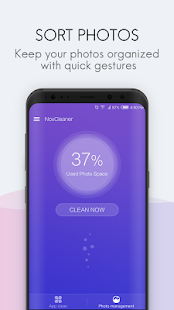 NoxCleaner - Phone Cleaner, Booster, Optimizer Screenshot