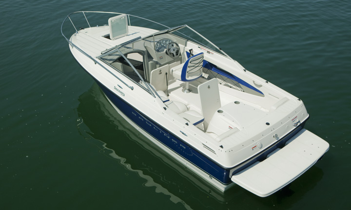 Photo: Learn about the 2012 Bayliner 192 Discovery Cuddy here: http://www.bayliner.com/_usca/index.php?content_id=5367&boat_id=35