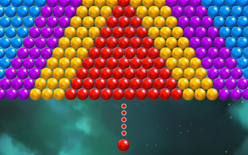 Bubble Shooter Space 2.4 screenshots hack proof 1