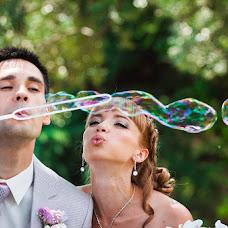 Wedding photographer Nadezhda Grekova (TigrikRed). Photo of 03.10.2013