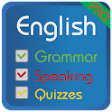 Learn english grammar Pro icon