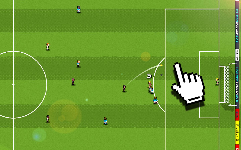 Tiki Taka Soccer Screenshot 2