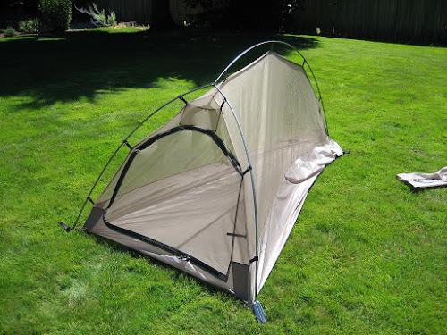 Monter la tente