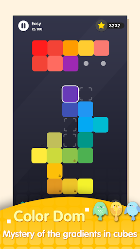 ColorDom - Best color games all in one  captures d'écran 2