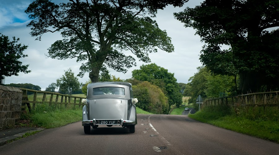 Enroute to reception by John and Serena Taylor - Wedding Other