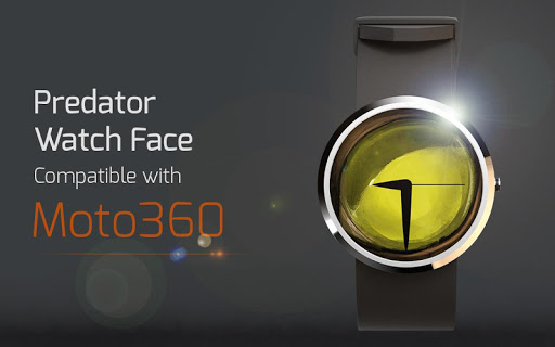 Predator Watch Face