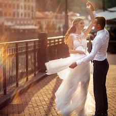 Bryllupsfotograf Dmitriy Makarchenko (Makarchenko). Bilde av 13.04.2019
